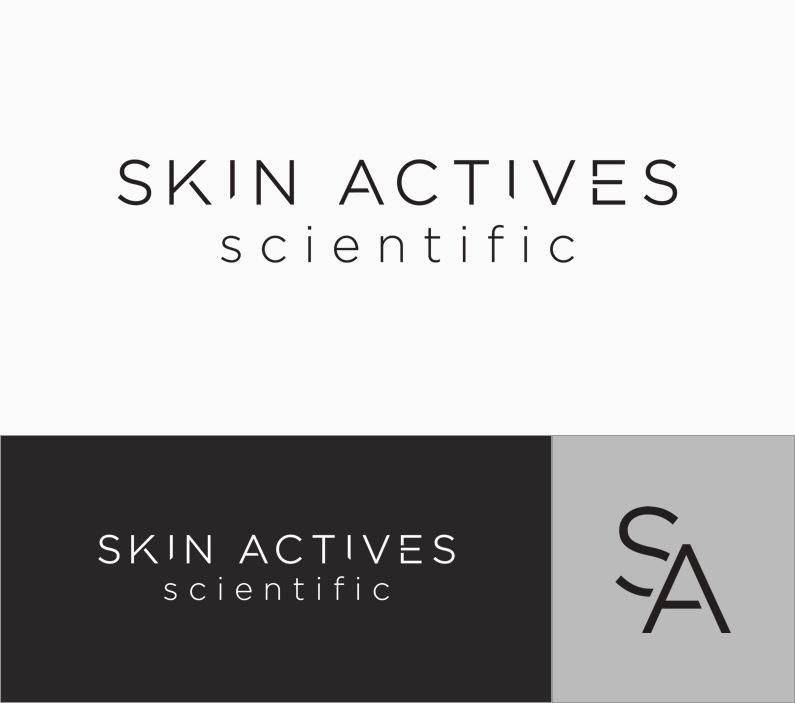 The skin actives logo